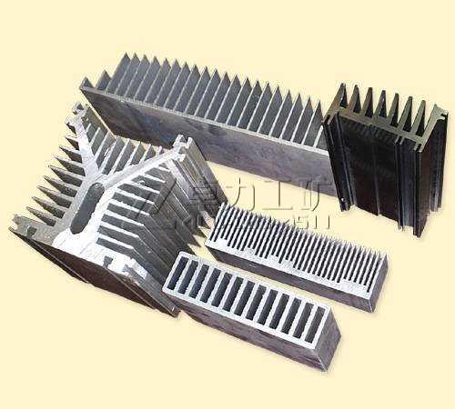 铝型材/铸铝/铝合金散热器