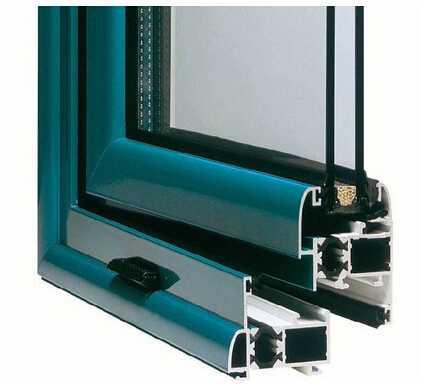 【隔热断桥铝门窗型材】隔热断桥铝型材