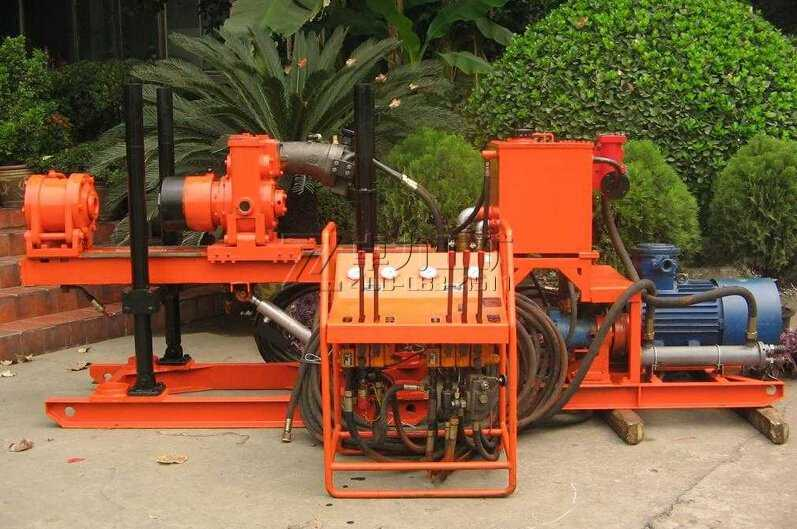 ZDY-1300全液壓坑道鉆機