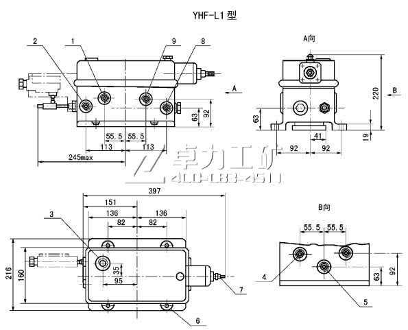 首页 产品中心 排水设备 阀门        右图是液压换向阀的工作原理图片