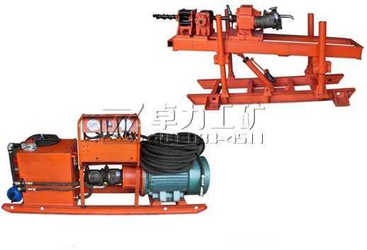 ZDY1200R型煤礦用全液壓坑道鉆機