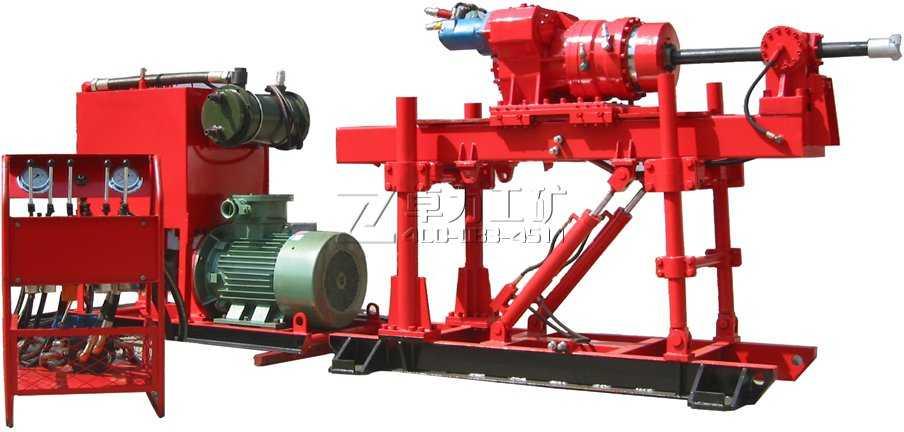 ZDY4000S型煤礦用全液壓坑道鉆機