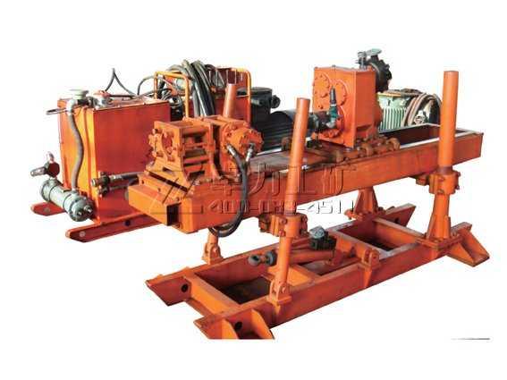 ZDY1900R型煤礦用全液壓坑道鉆機