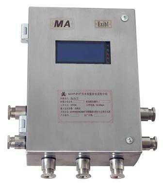 KJ397-F1矿用本安型安全监控分站