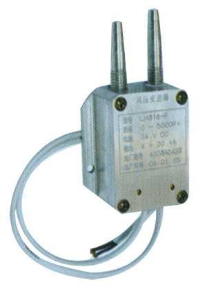 仪器仪表 测量仪表 压力仪表 压力变送器    风压变送器的工作原理